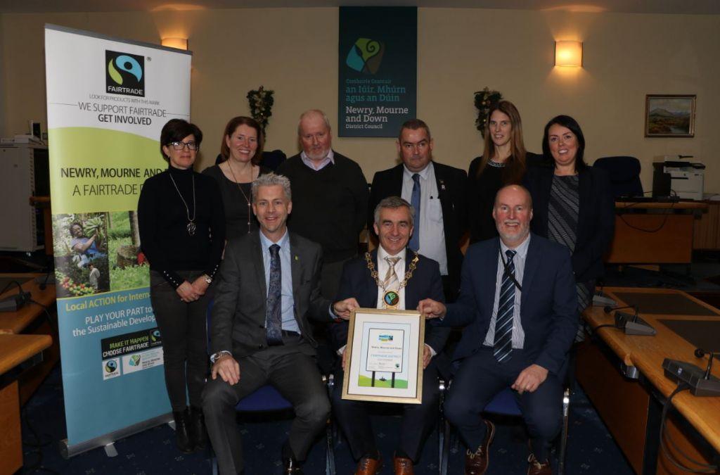 fairtrade steering group.JPG