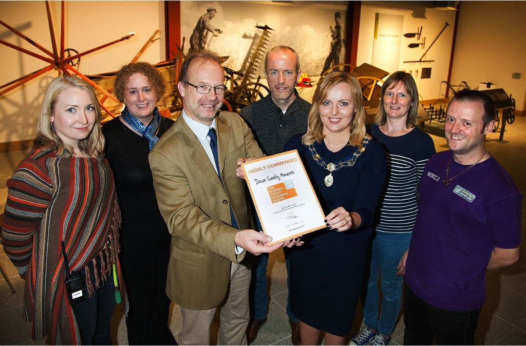 'Family Friendly' Down County Museum Receives Award
