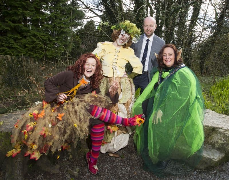 Discover a Magical World at Ireland's Coolest Family Event