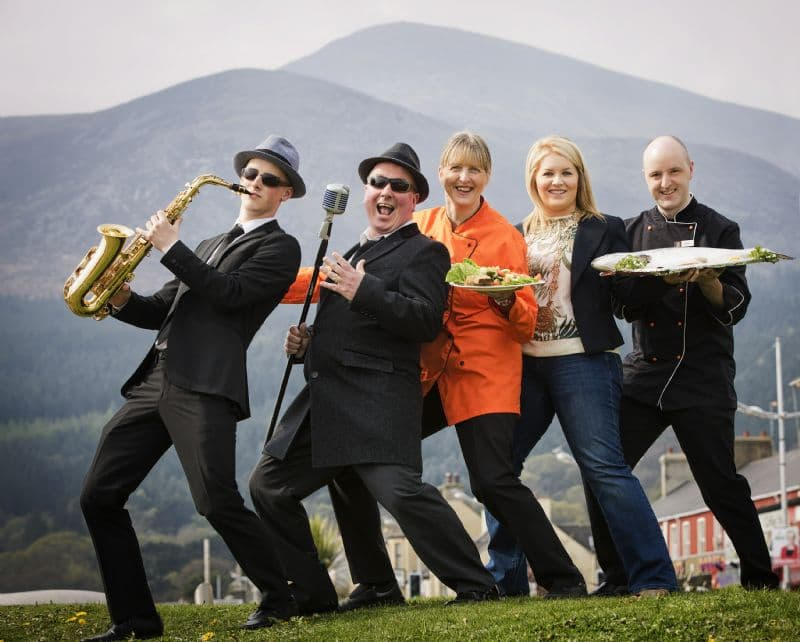 Get In The Swing With Food And Blues At Irish Open Fringe Festival
