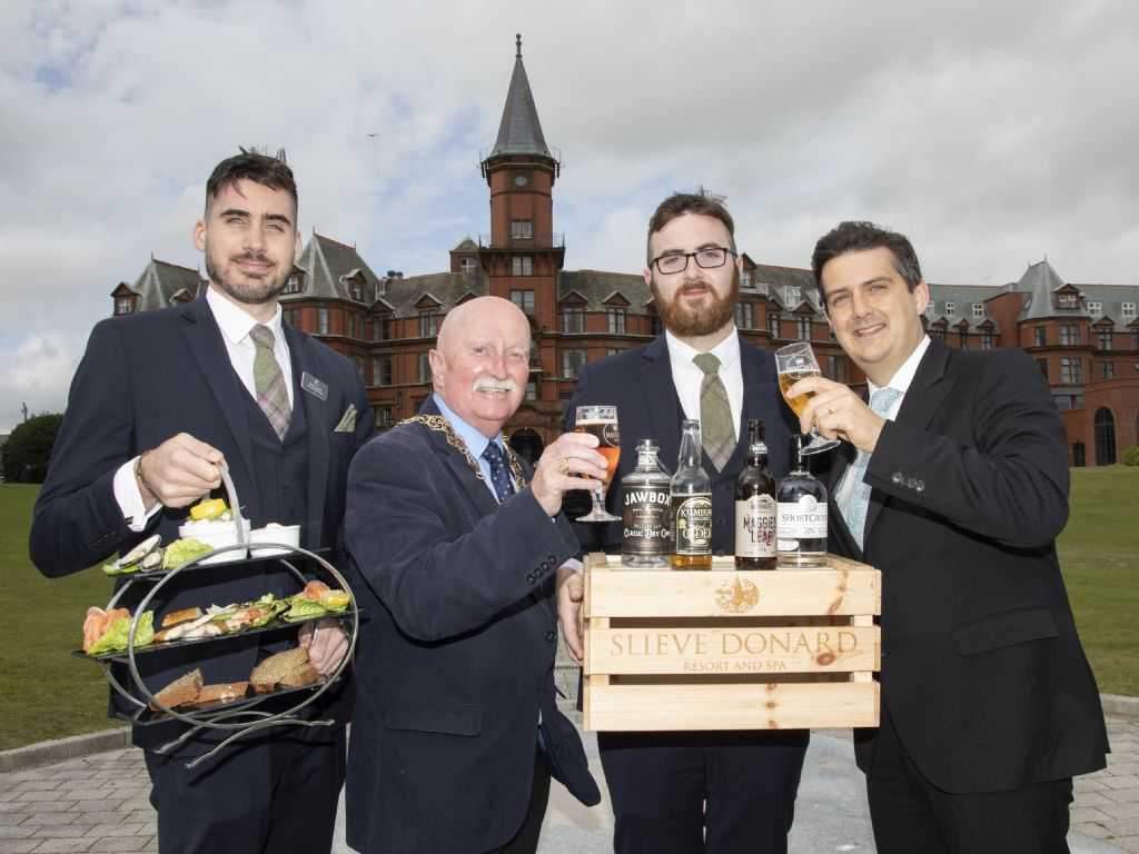 Tempt Your Taste Buds at the Food and Drink Festival