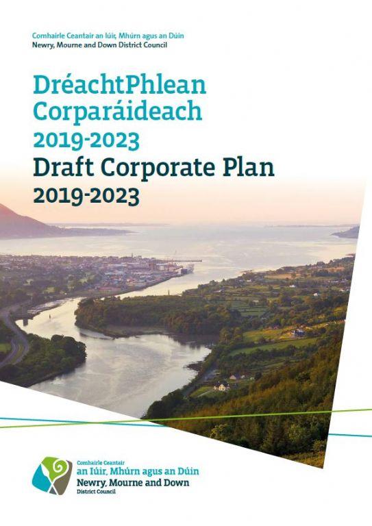Draft Corporate Plan 2019-2023
