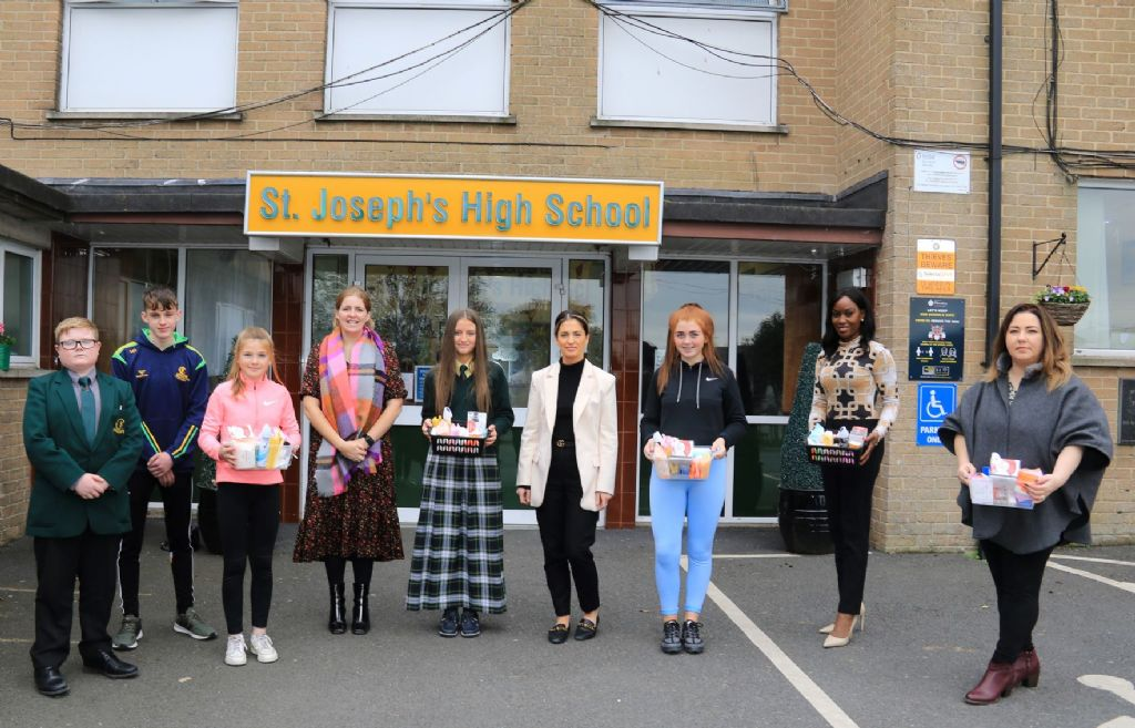 Council Launches the Pink Present Programme in Secondary Schools