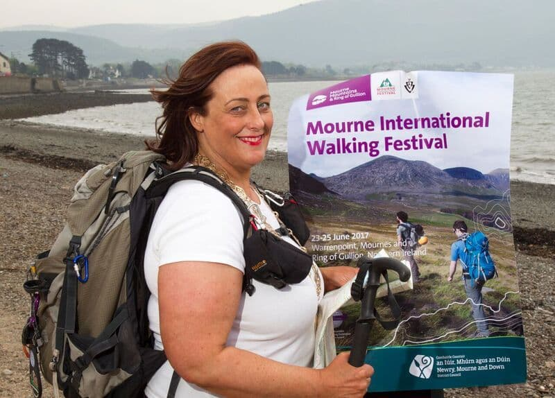 2017 Mourne International Walking Festival Launched