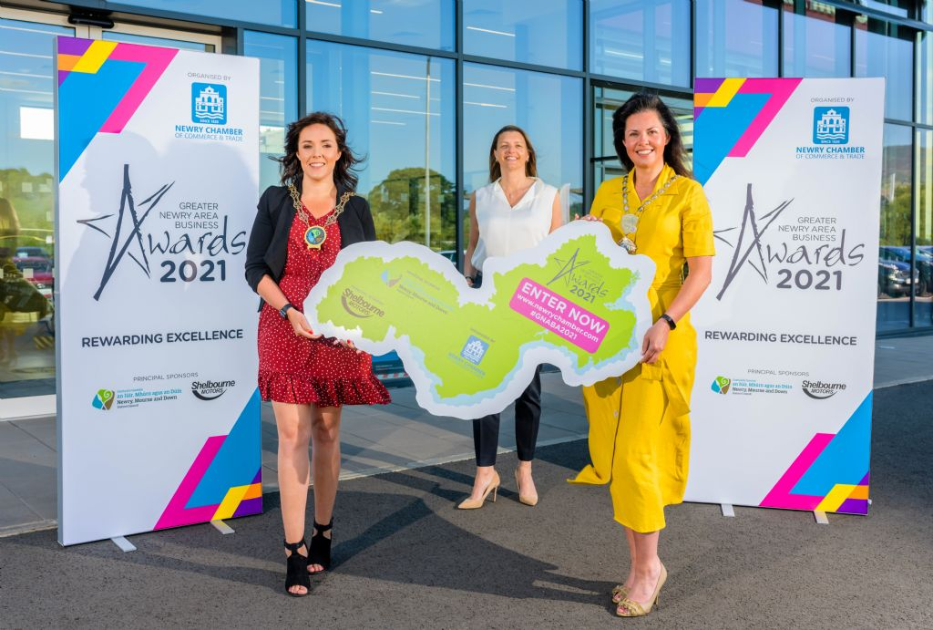 The Greater Newry Area Business Awards Are Back