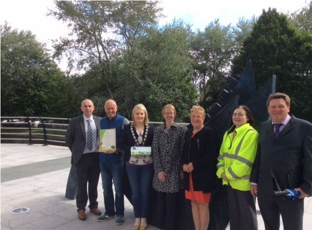 GREEN GLORY FOR NEWRY LINKAGES PUBLIC REALM SCHEME