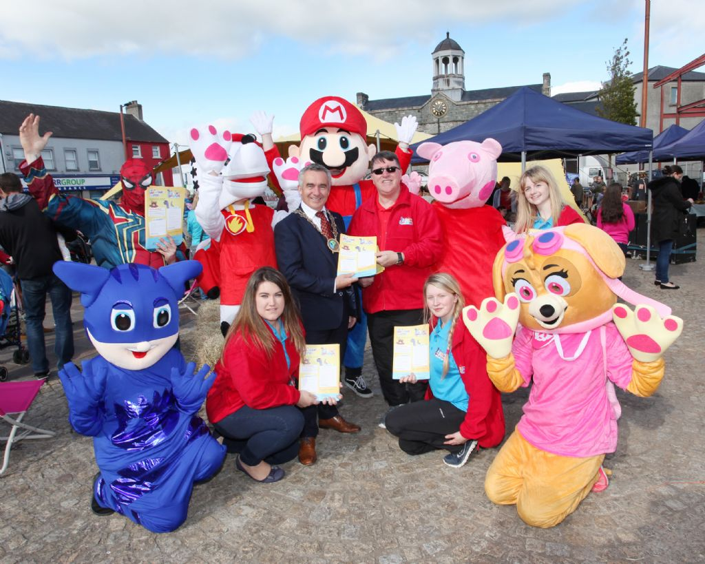 Ballynahinch Harvest Festival Gets Crafty in the Square