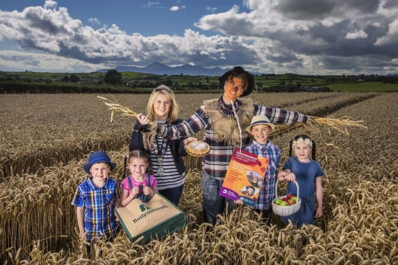 Ballynahinch Harvest and County Living Event Back by Popular Demand