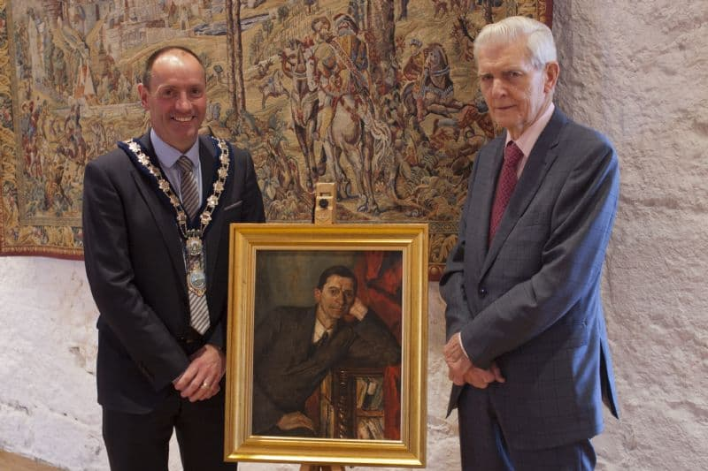 Newry and Mourne Museum Welcomes New Éamon de Valera Addition to Collection