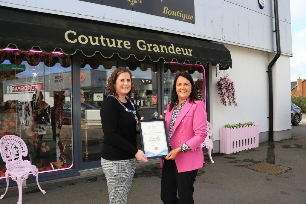 Council Congratulates Local High Street Award Winners