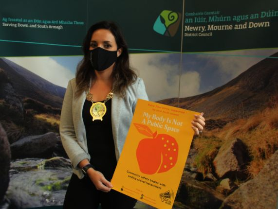 Newry, Mourne and Down Supports 'Raise Your Voice'