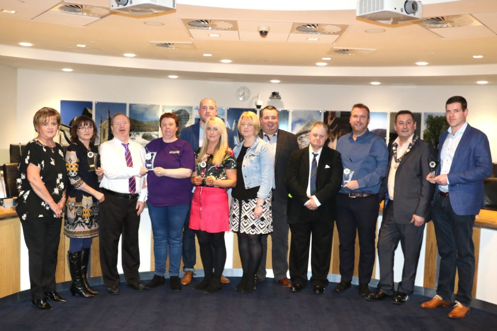 Mainstay DRP Local Heroes Celebrated in Awards