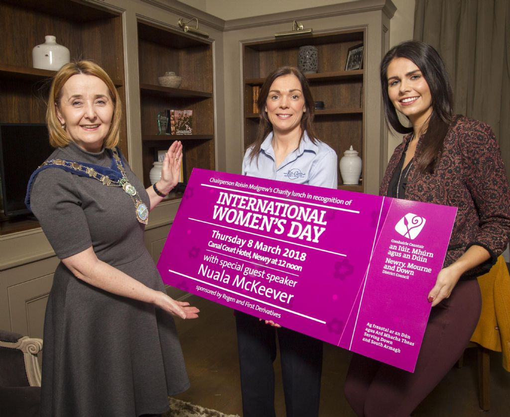 International Women's Day Charity Programme Unveiled