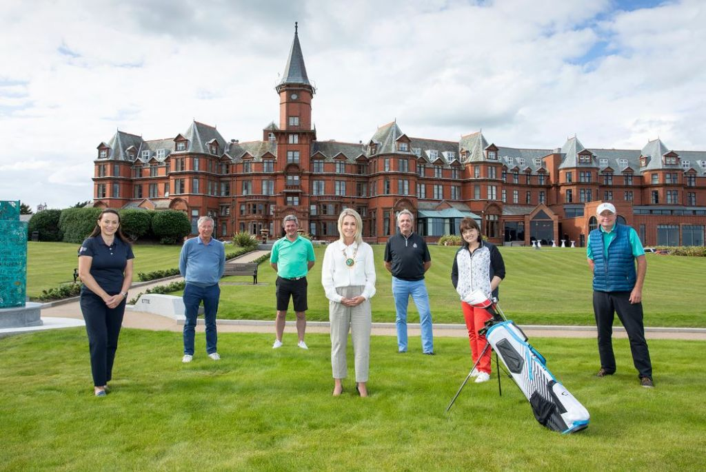 Council Chairperson Welcomes Members of the Irish Golf Tour Operator Association
