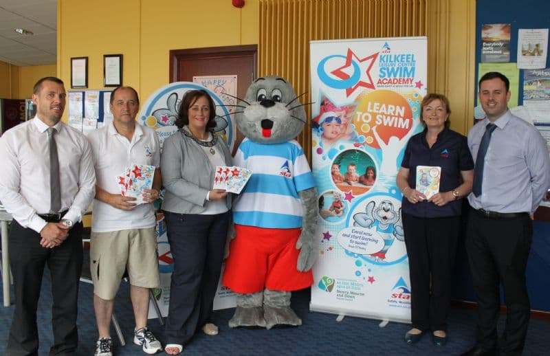 Kilkeel Leisure Centre Swim Academy Launched