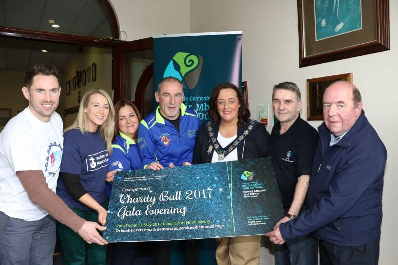 Chairperson Meets With Chosen Charities in Advance of Charity Ball