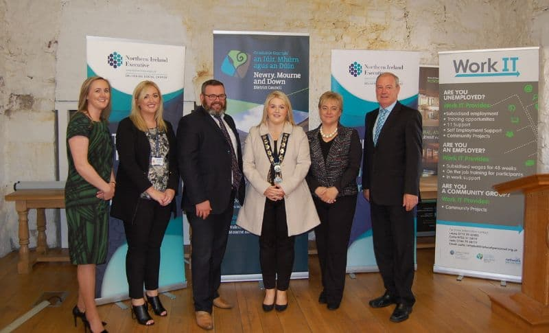 Council Launches the Social Investment Fund 'Work It' Programme