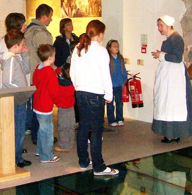 Newry and Mourne Museum 'Life in a 16th Century Castle'