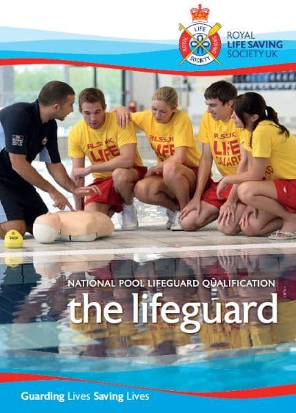 National Pool Lifeguard Qualification with AED Module