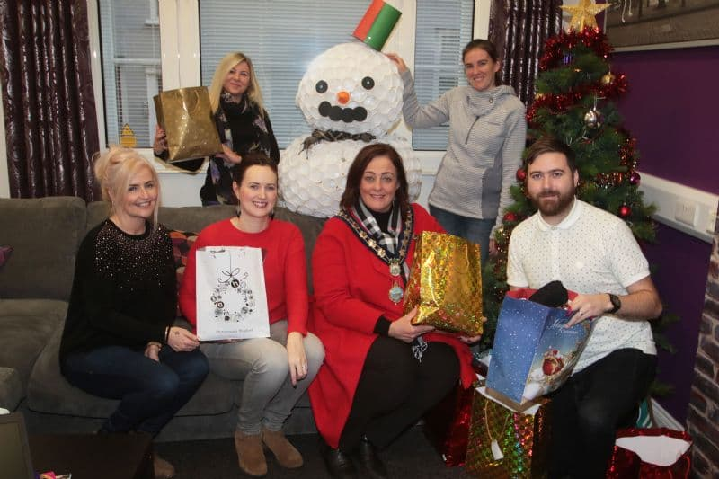 Christmas Message from Newry, Mourne and Down District Council Chairperson