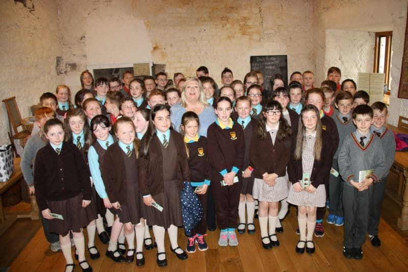 2015 Famine Commemoration starts with the schools