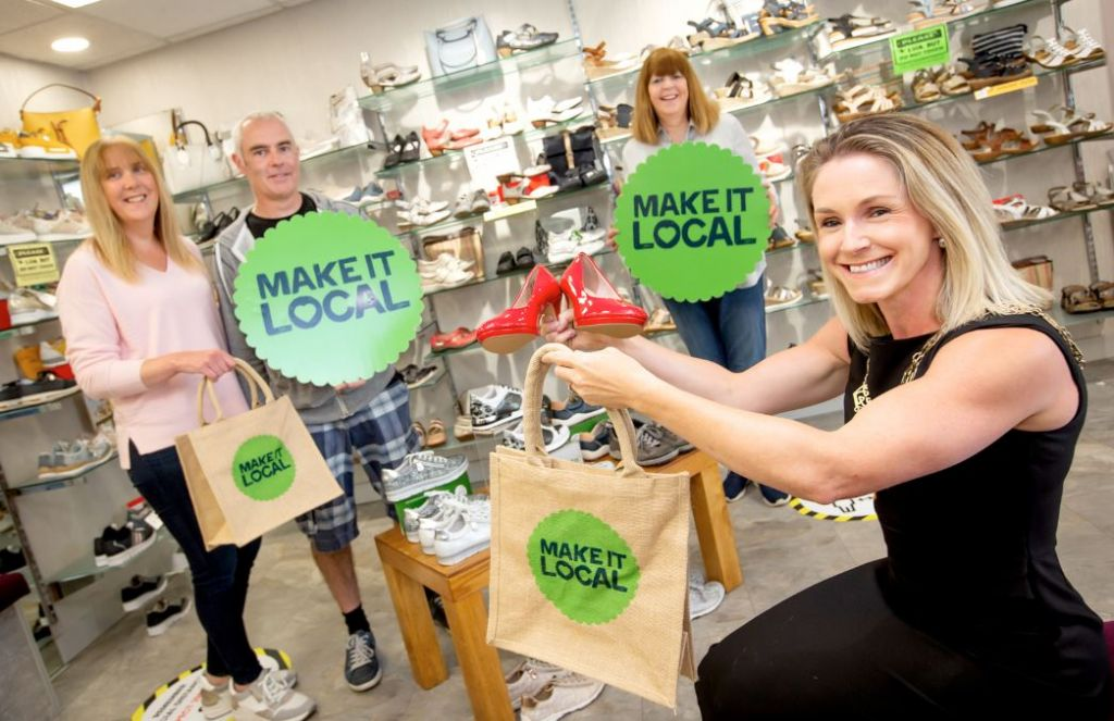 Council Chairperson Launches Make It Local Campaign and Urges to Shop Local