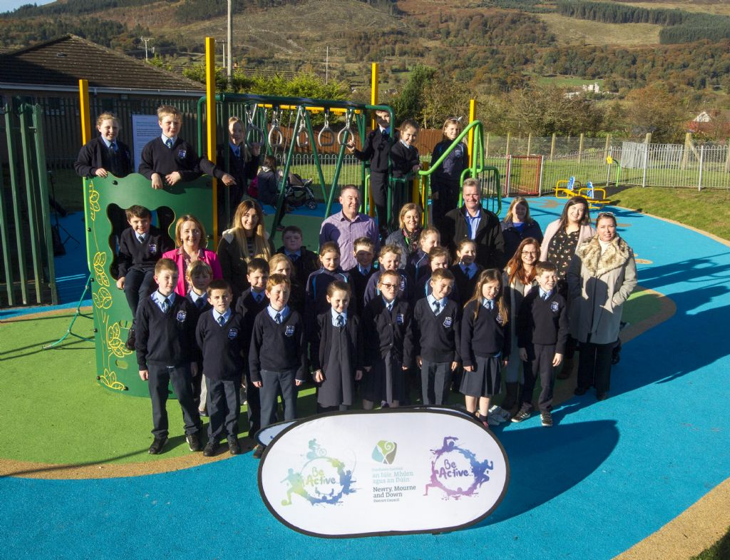 meigh playpark opening 07