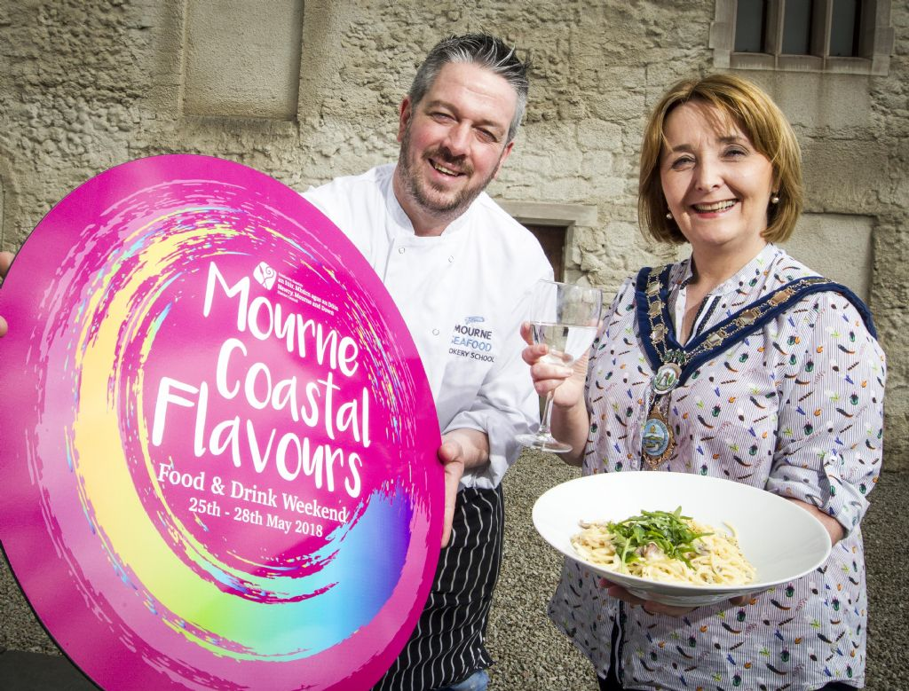 Mourne Coastal Flavours Food and Drink Weekend Brings A Taste Of Local Produce
