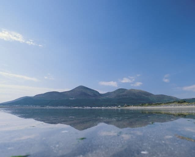 Mourne Mountains Awarded Best View