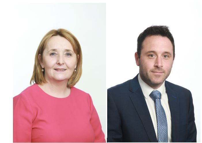 Chair and Vice Chair Selected for Newry City Centre Regeneration Project Board