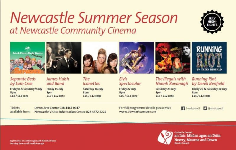 Launch of Newcastle Summer Season