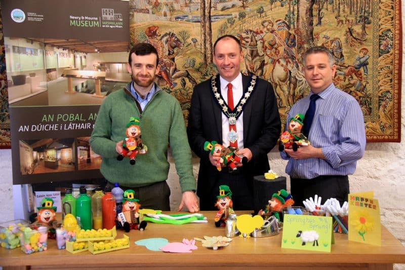 Celebrate St Patrick's Day At Newry and Mourne Museum
