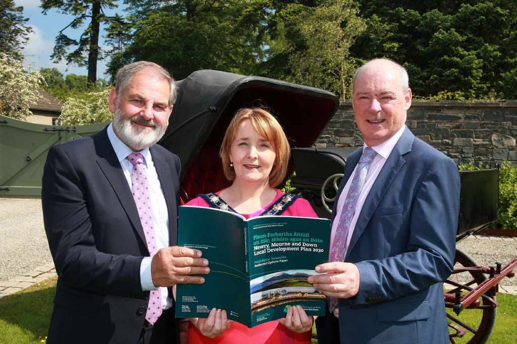 Newry, Mourne and Down District Council Launches Consultation on Local Development Plan Preferred Options Paper