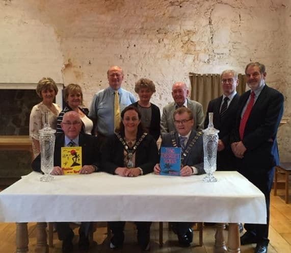 Newry Musical Society Donates Waterford Festival International Awards To Newry And Mourne Museum