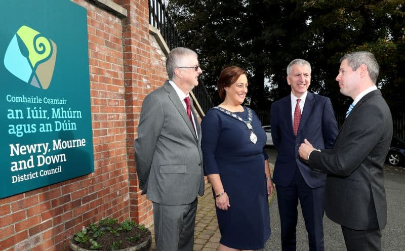 Newry Hosts Finance Minister Trilateral Meeting