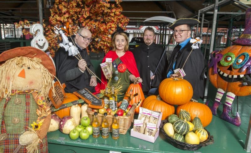 Newry and Newcastle Plan a Howler of a Halloween