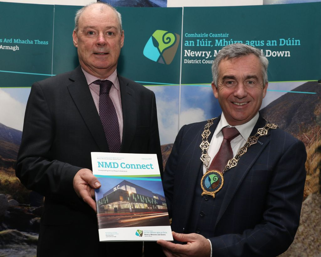 Newry, Mourne and Down District Council Sets District Rate for 2019/20