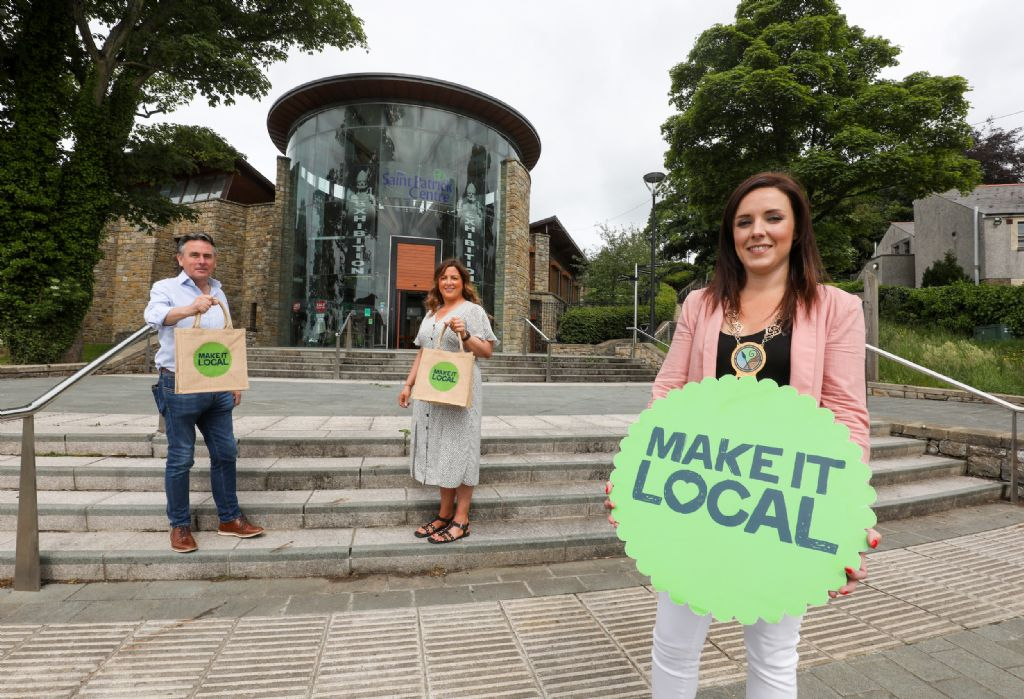 Council urges people to 'Make it Local' as business support campaign launches