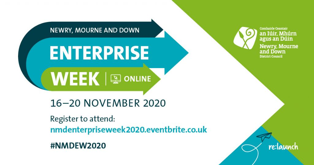 NMD Enterprise Week 2020 Goes Virtual