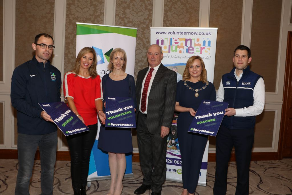 Inaugural Sports Awards Recognise Achievement in Newry, Mourne and Down