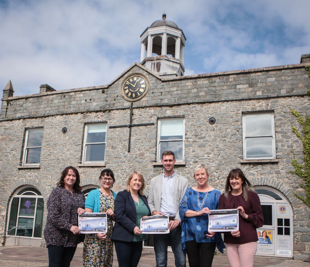 """Downpatrick and Rowallane District Electoral Areas welcome the """"Virtual Dementia Tour""""."""