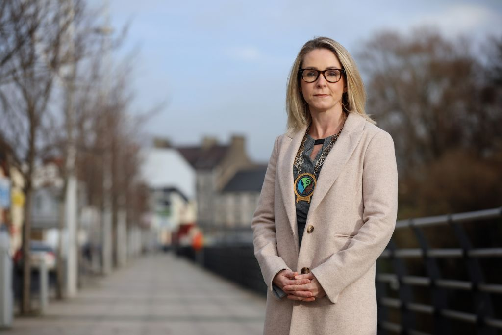 Council Chairperson Delivers Message following Mourne Mountain Fires