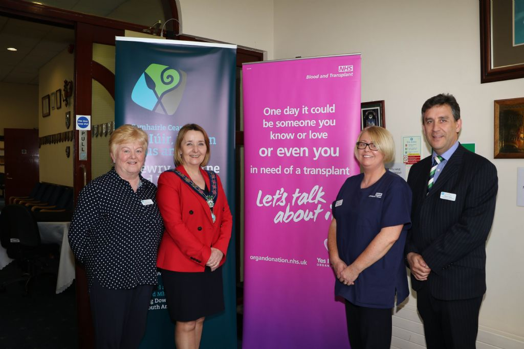 'Tick and Tell' Organ Donation Awareness Debut Event