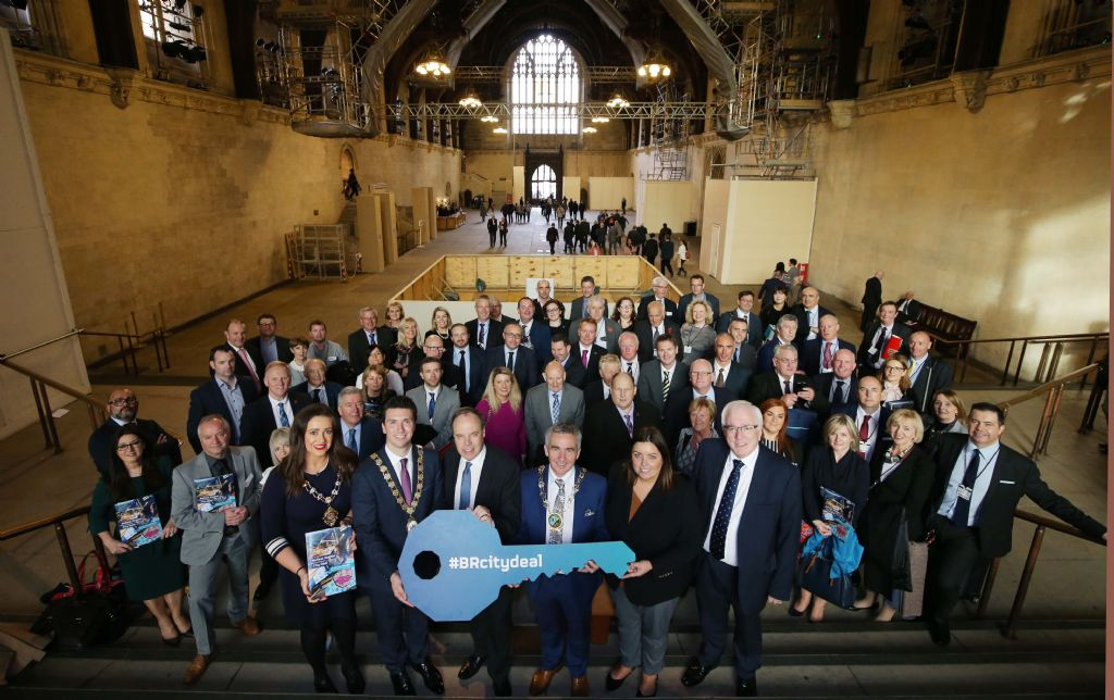 Belfast Regional Partners Welcome City Deal Budget Announcement