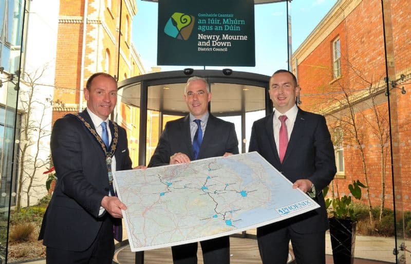 Phoenix Consults with Newry, Mourne and Down on Gas Extension Plans