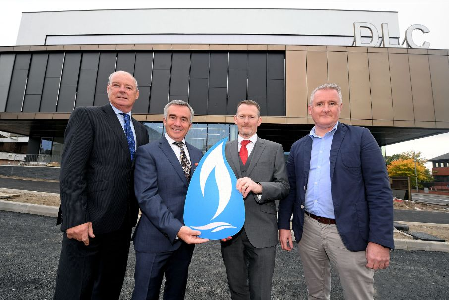Phoenix Gets Down Leisure Centre Up and Running