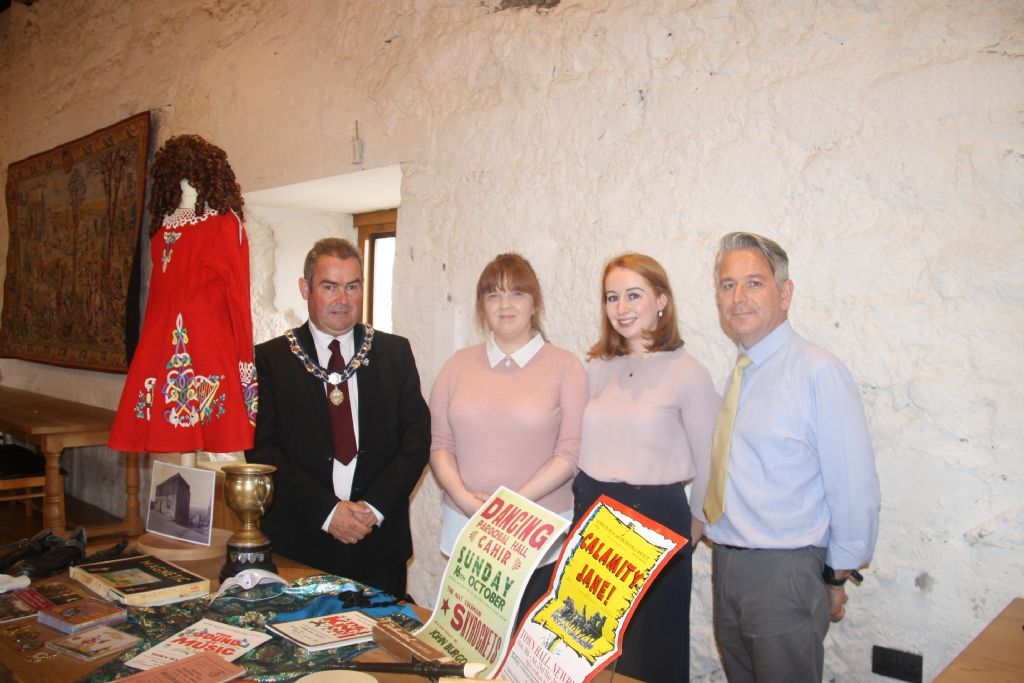 New Performing Arts Reminiscence Box Unveiled at Newry and Mourne Museum