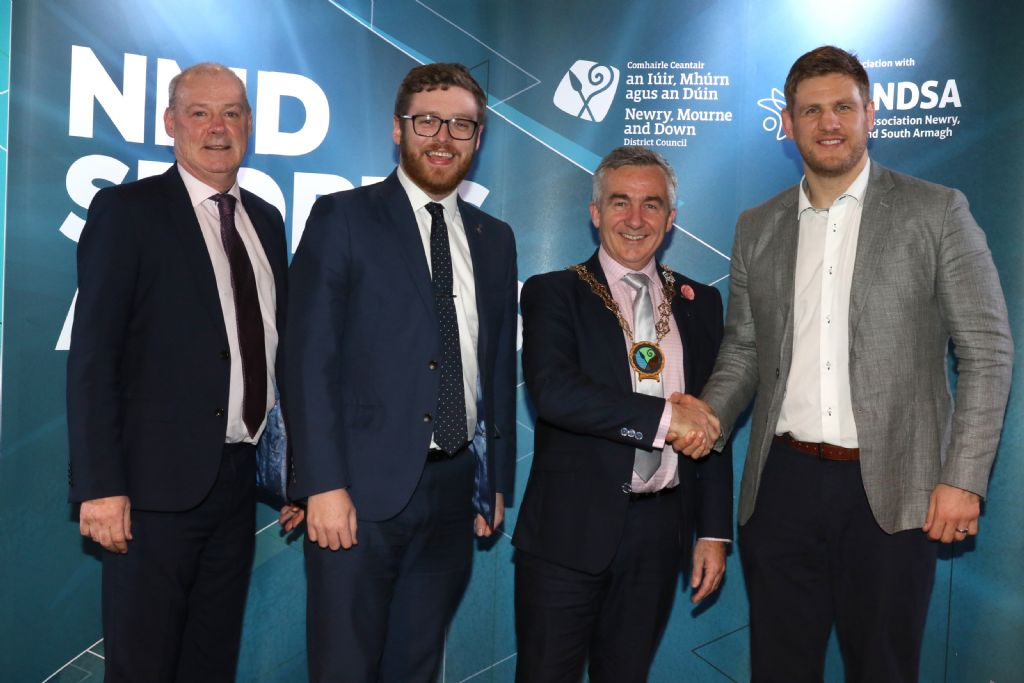 Newry, Mourne and Down Celebrates Sporting Stars