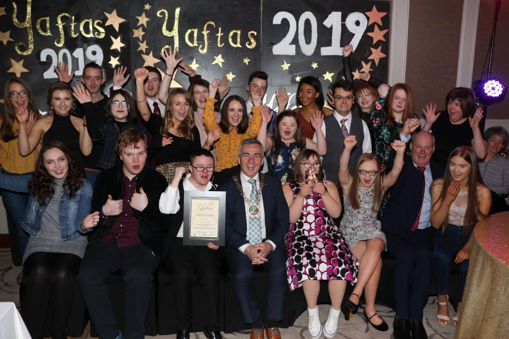Inspirational Young People Recognised on Awards Night