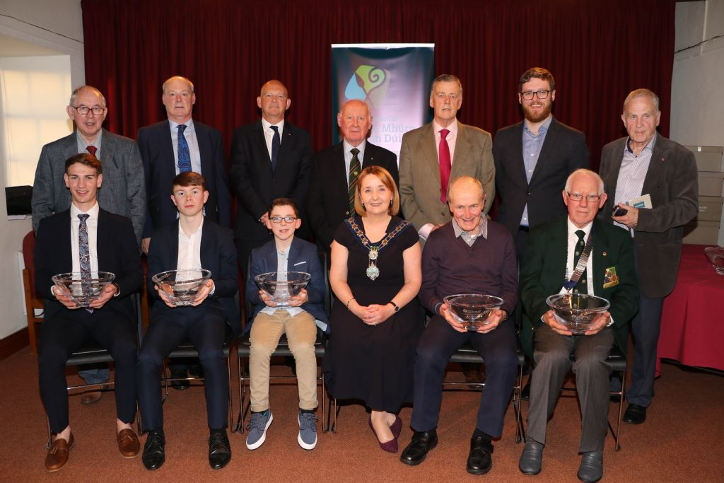 Civic Awards Recognise Inspirational Local People